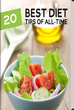 10 Tips Diet Sehat poster