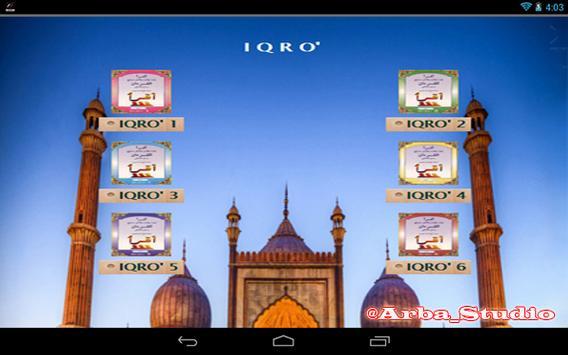 Iqro 2018 apk screenshot