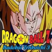 FREE guide Dragonball Z Budokai Tenkaichi 3 icon