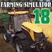 Tutorial Farming Simulator 18 FREE Games icon