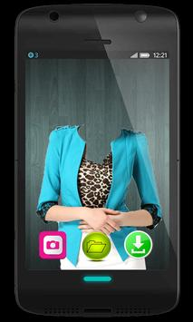 Women Fashion Suit Maker poster