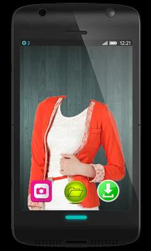 Women Fashion Suit Maker apk screenshot