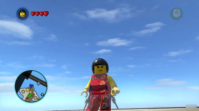 Aguero Of Jewels Lego Ninja Blue screenshot 3