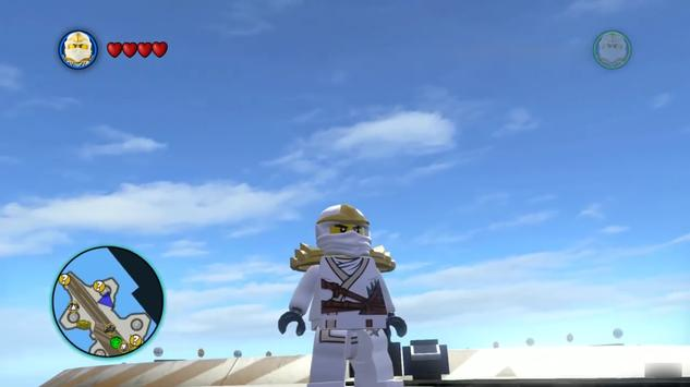Aguero Of Jewels Lego Ninja Blue screenshot 5