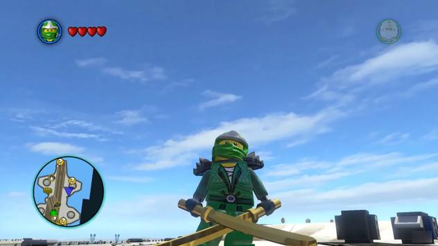 Aguero Of Jewels Lego Ninja Blue screenshot 6
