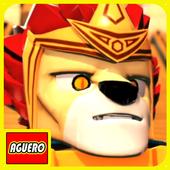 Aguero Of Jewels Lego Chimas icon