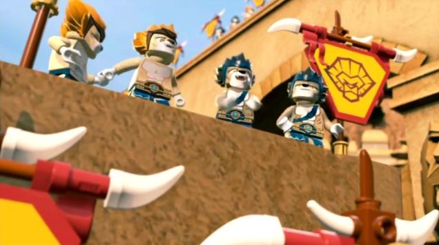 Aguero Of Jewels Lego Chimas apk screenshot
