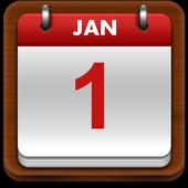 ikon Kalender Indonesia