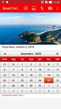Brasil Calendário screenshot 4