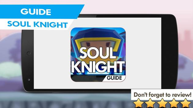 Guide of Soul Knight poster