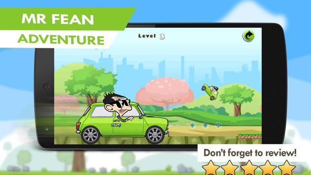 Mr Fean Adventure poster