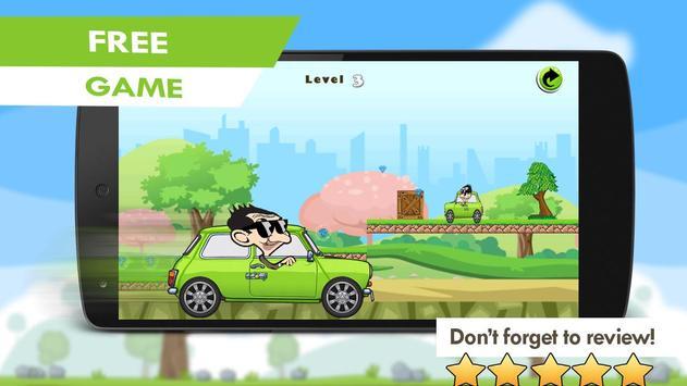 Mr Fean Adventure apk screenshot