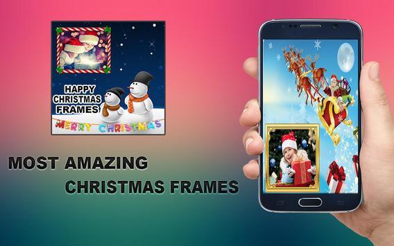 Best Christmas Photo Frames App 2018 screenshot 1