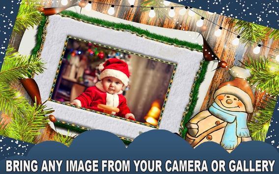Best Christmas Photo Frames App 2018 screenshot 2