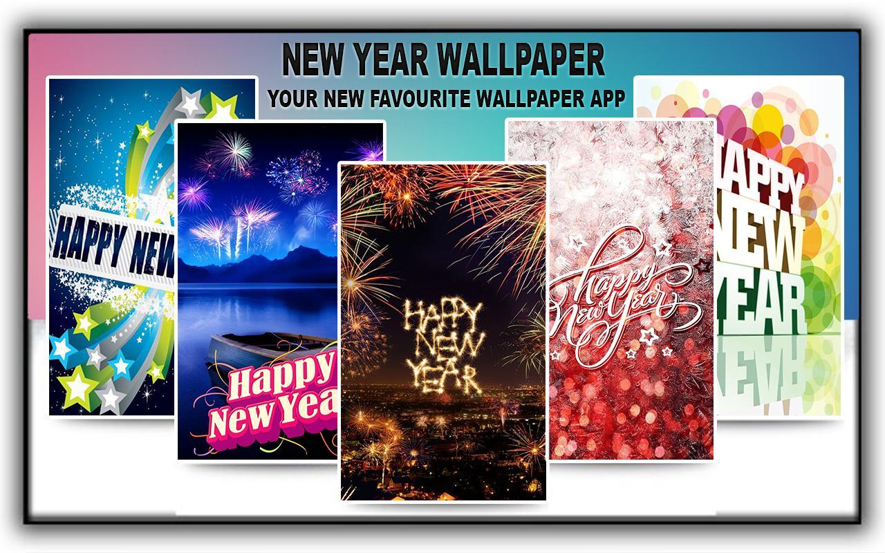 best happy new year 2018 live wallpaper apps screenshot 1