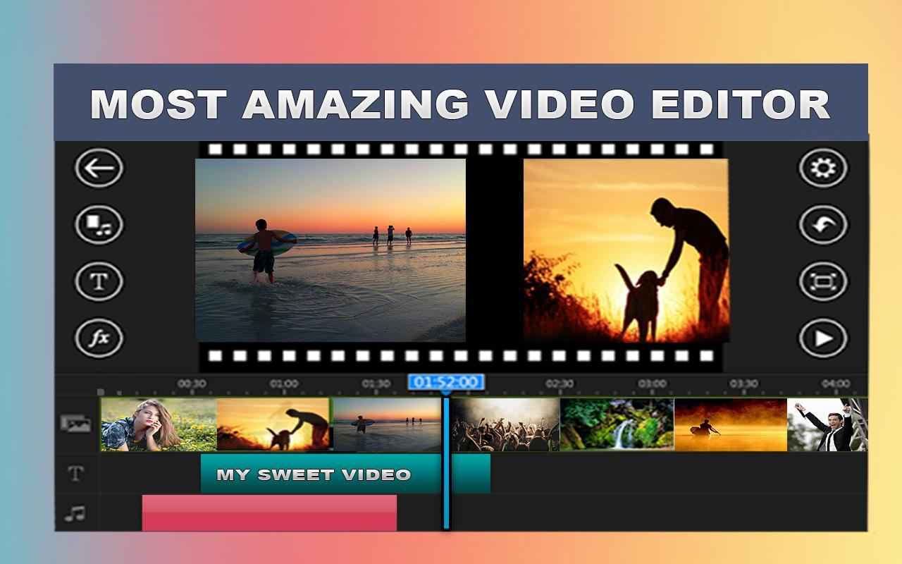Best Video Editing App 2018 For Mobiles Pics for Android