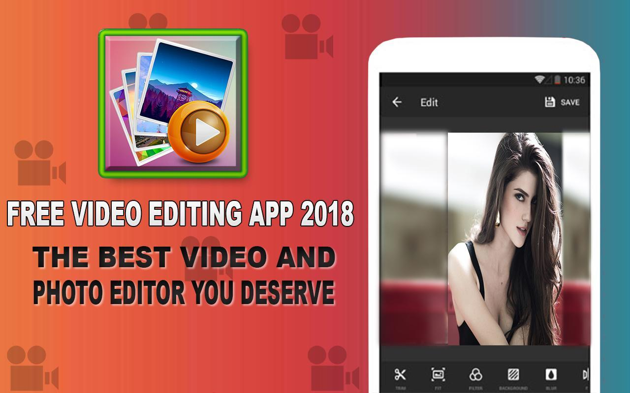 Free Video Editing App 2017 For Android Apk Download