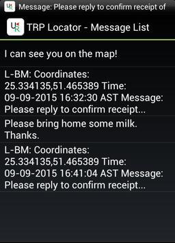 TRP Locator screenshot 4