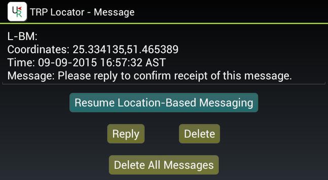 TRP Locator screenshot 6