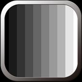 Black to White icon