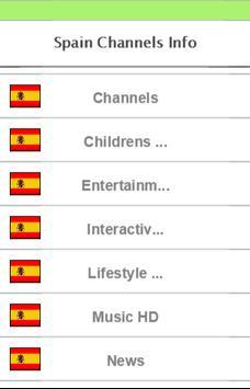 Spain Channels Info poster
