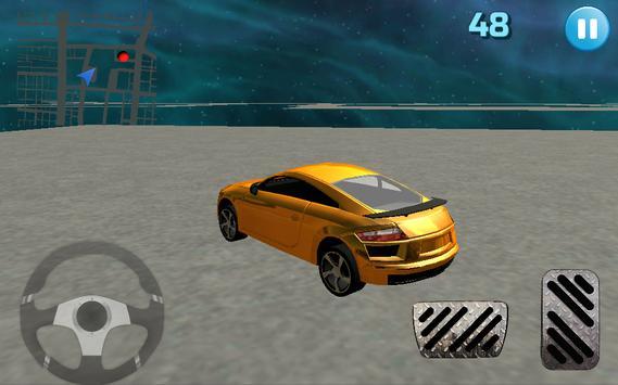 Space Car Drive Simulator screenshot 6