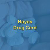Hayes Drug Card icon