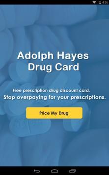 Hayes Drug Card screenshot 16