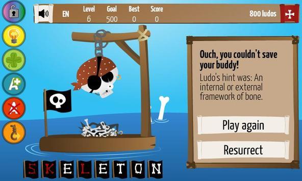 Hangman Deluxe Premium apk screenshot
