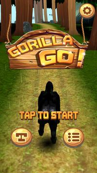 Gorilla Go! apk screenshot