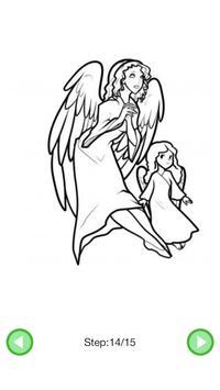 How To Draw :Angel Wings apk screenshot