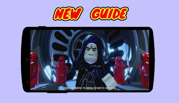 Tips for LEGO STAR WARS The Force Awakens poster