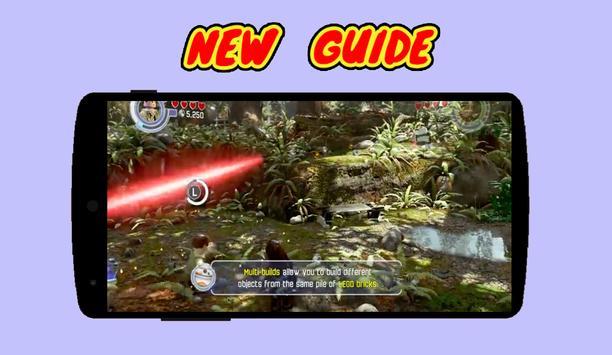 Tips for LEGO STAR WARS The Force Awakens screenshot 1