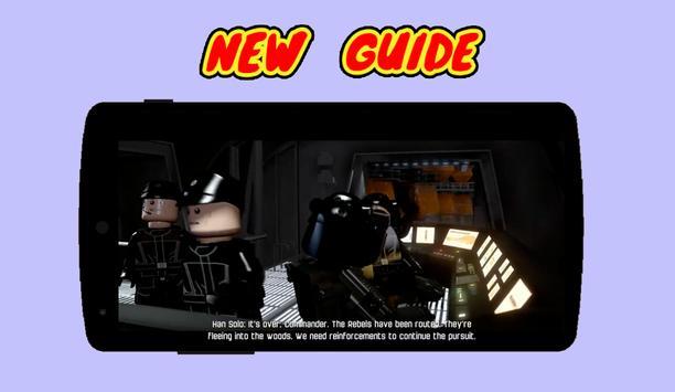 Tips for LEGO STAR WARS The Force Awakens screenshot 2