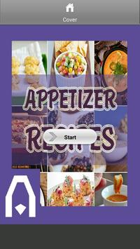 Appetizer Recipes poster