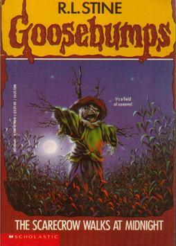 GooseBumps the scarecrow walks apk screenshot