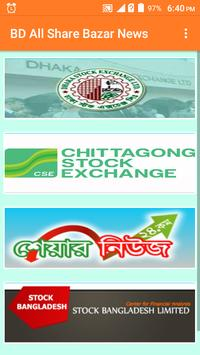 BD All  Stock Exchange News poster