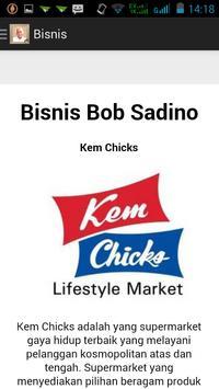 Mengenal Bob Sadino apk screenshot