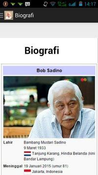 Mengenal Bob Sadino poster