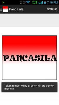 Pancasila Mobile poster
