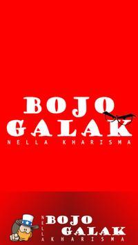 Nella Bojoku Galak poster