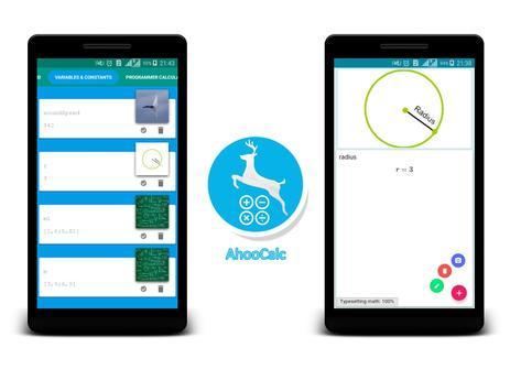 Scientific Calculator Ahoocalc screenshot 2