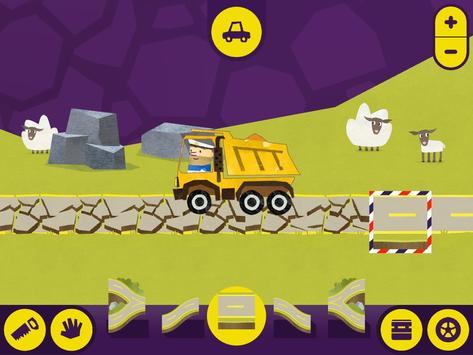 Kids car racing game  - Fiete Cars apk screenshot
