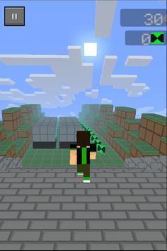 Pixel Ben Ultimate Runner poster