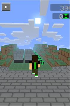 Pixel Ben Ultimate Runner apk screenshot