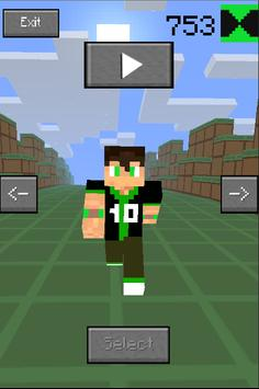 Craft Ben Ultimate Run apk screenshot