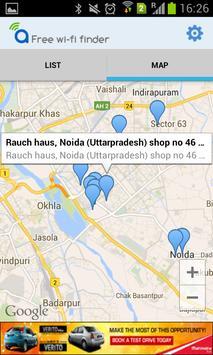 Free WiFi Finder screenshot 2