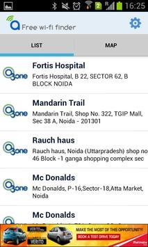 Free WiFi Finder screenshot 3