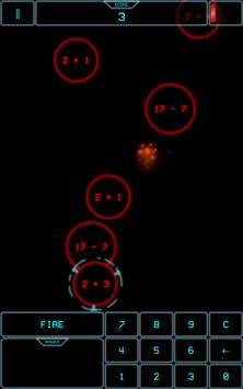 Math Defense Game screenshot 2