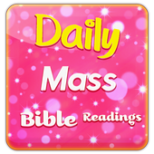Daily Mass Bible Readings icon